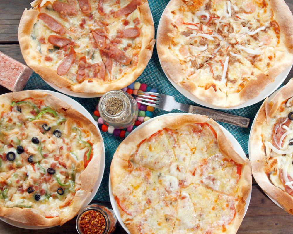 Buono Pizza 布諾手工窯烤披薩