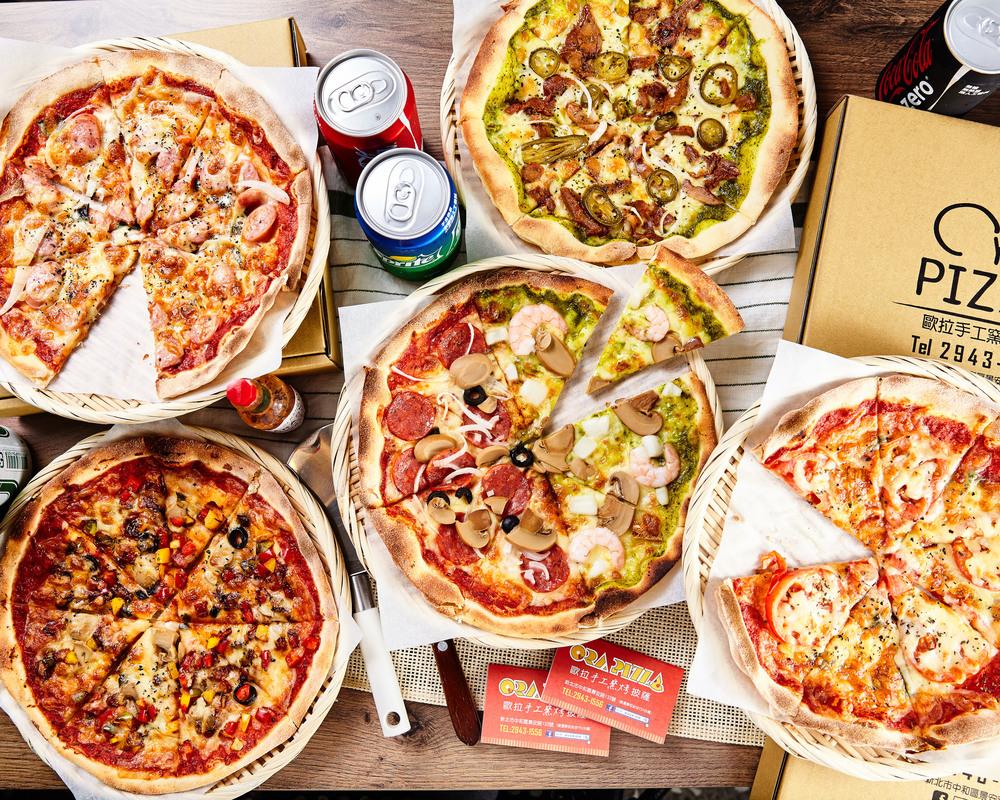 Pizza Ora 歐拉義式薄餅披薩