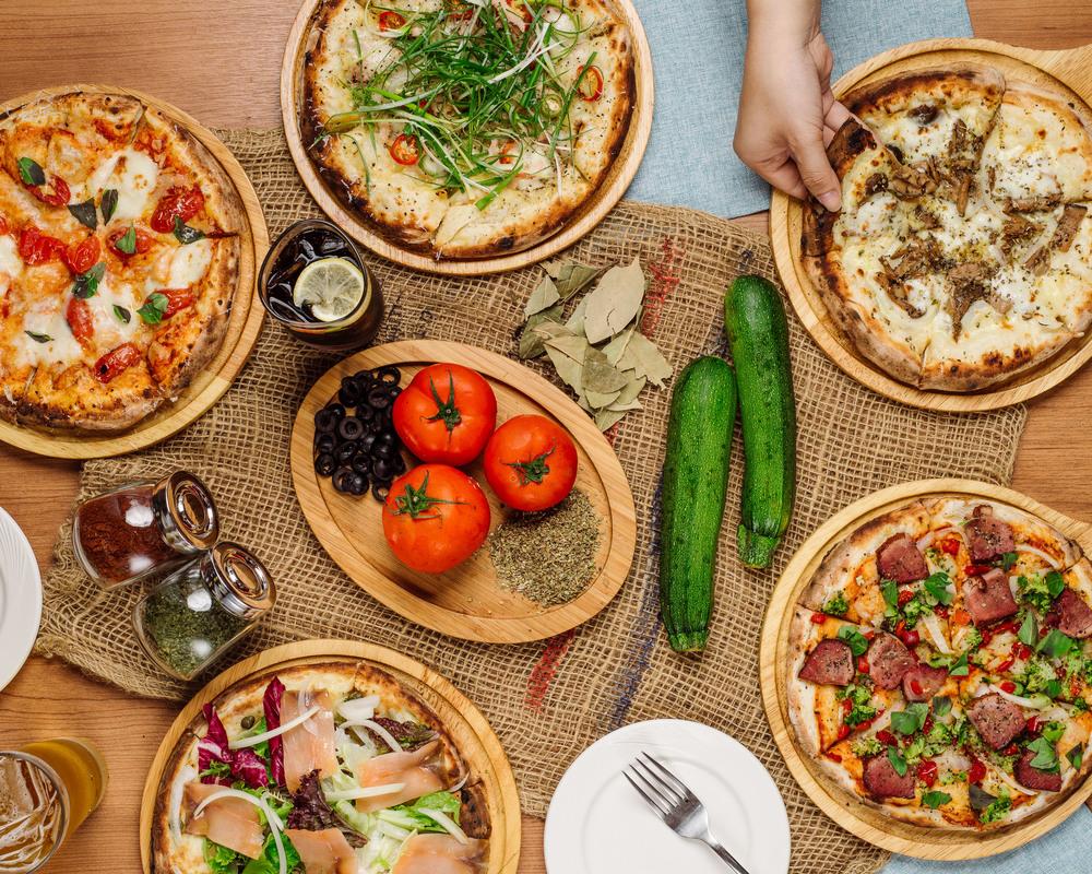 堤諾比薩 TINO'S PIZZA Café