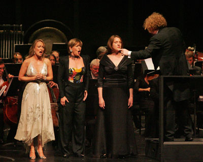 Festival Del Sole w/ Frederica Von Stade and Melody Moore Stephane Deneve conducting Russian National Orchestra
