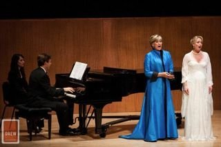 50th Gala Anniversary Concert San Francisco Conservatory for Music w/ Kiri TeKanawa and Jake Heggie