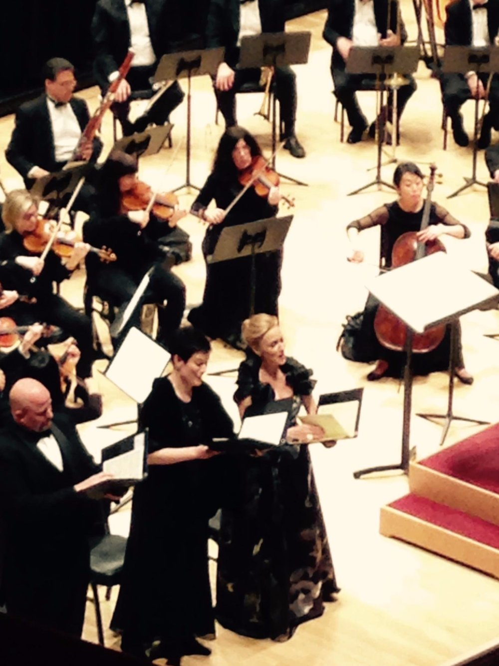 Carnegie Hall Handel's  Coronation Mass   Masterworks Festival Chorus