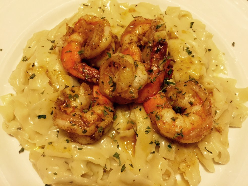 Cajun Shrimp Fettucine