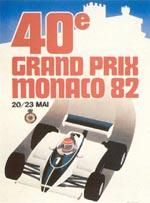 1982 Monaco GP