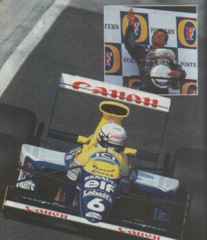 1990 San Marino GP winner