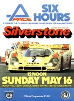 Pace 6hrs Silverstone