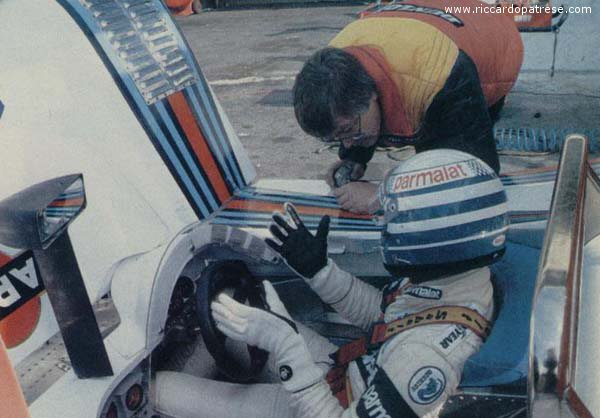 Testing the Lancia LC1