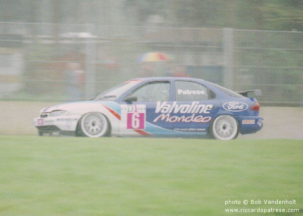 1995 German Super Touring Championship