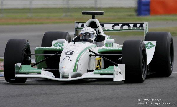 GP Masters Silverstone