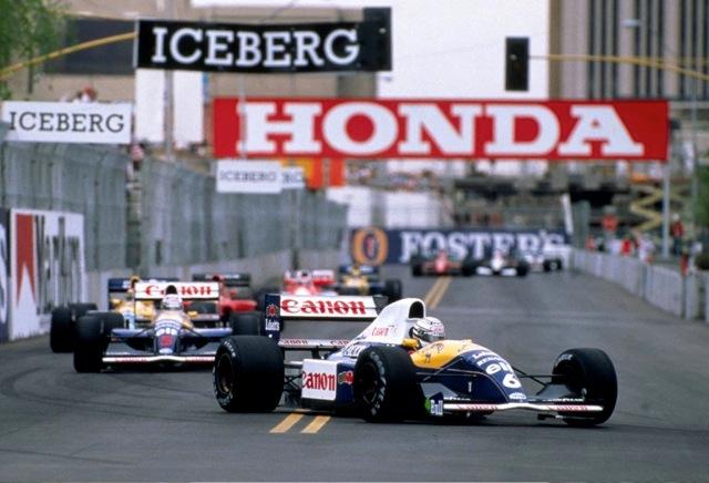 F1 1991