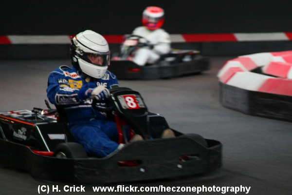 2009 Johnny Herbert Karting Challenge