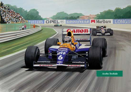 1991 Portugese GP