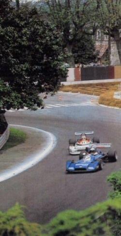 European F2 Championship - Pau