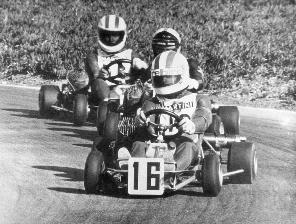 1974 - World Kart Championships at Estoril