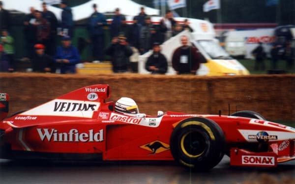 1998 Goodwood Festival of Speed