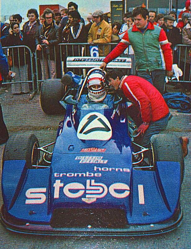 European F2 Championship - Thruxton