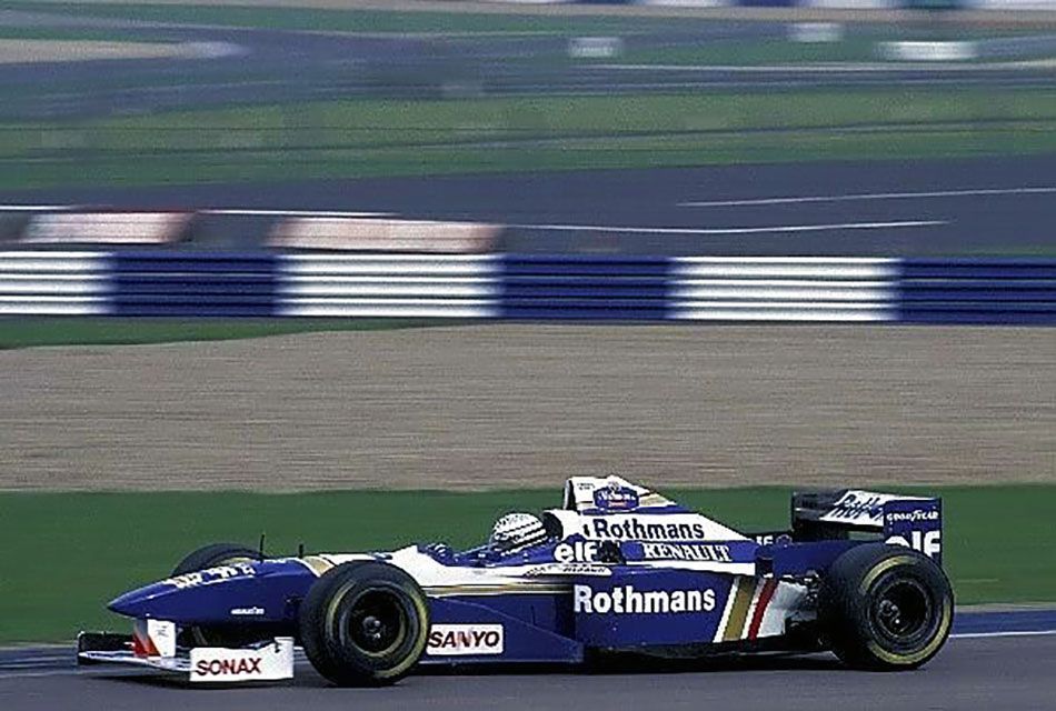 1996 Williams Test
