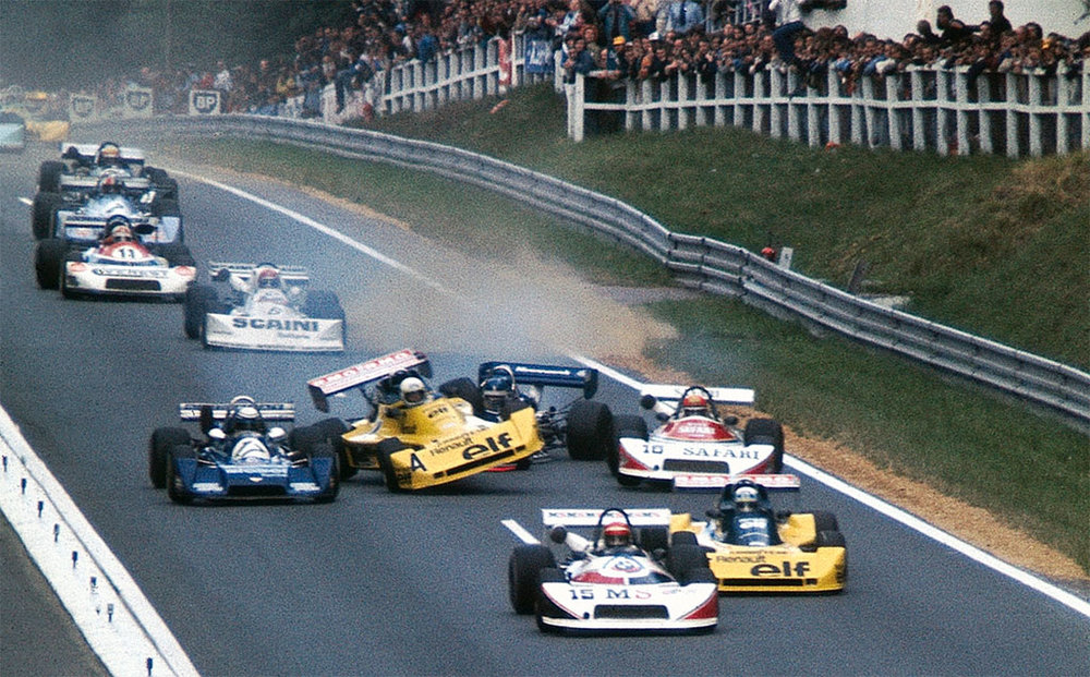 1977 Rouen Grand Prix