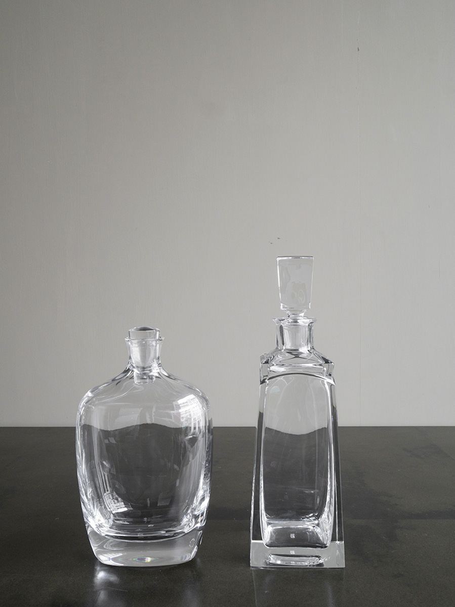 Crystal Decanters <i><br>from 2.390 DKK</i>