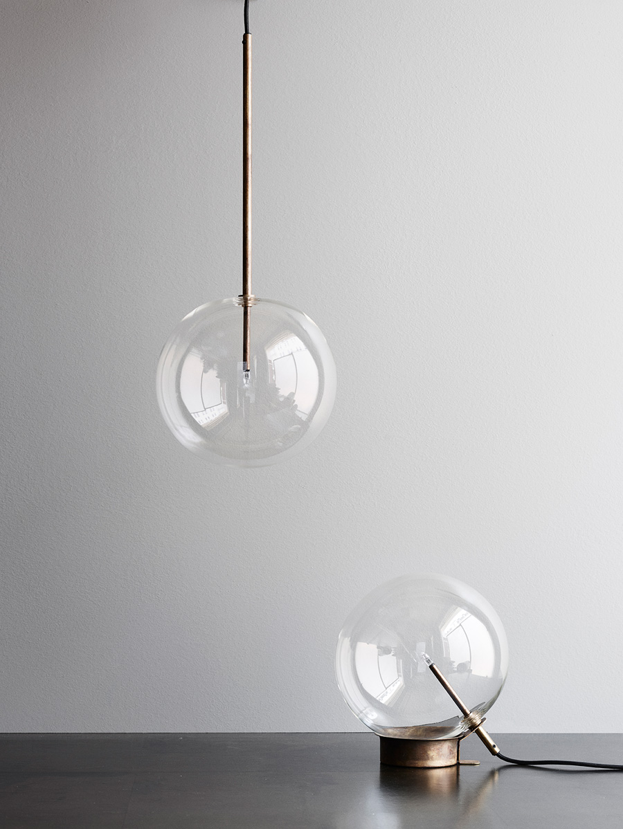 Bolle Lamps <i><br>from 4.200 DKK</i>