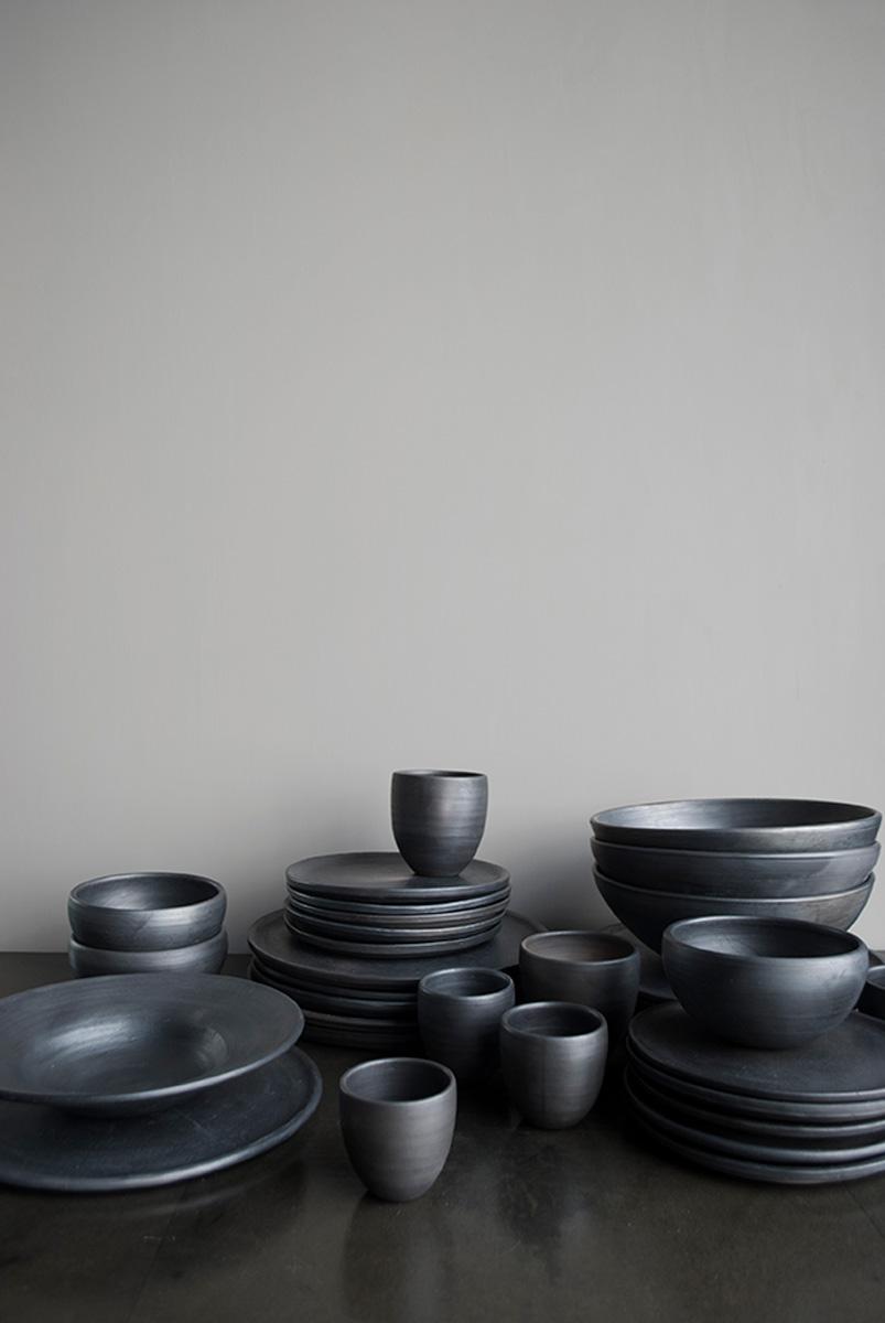 Black Reduced Ceramics