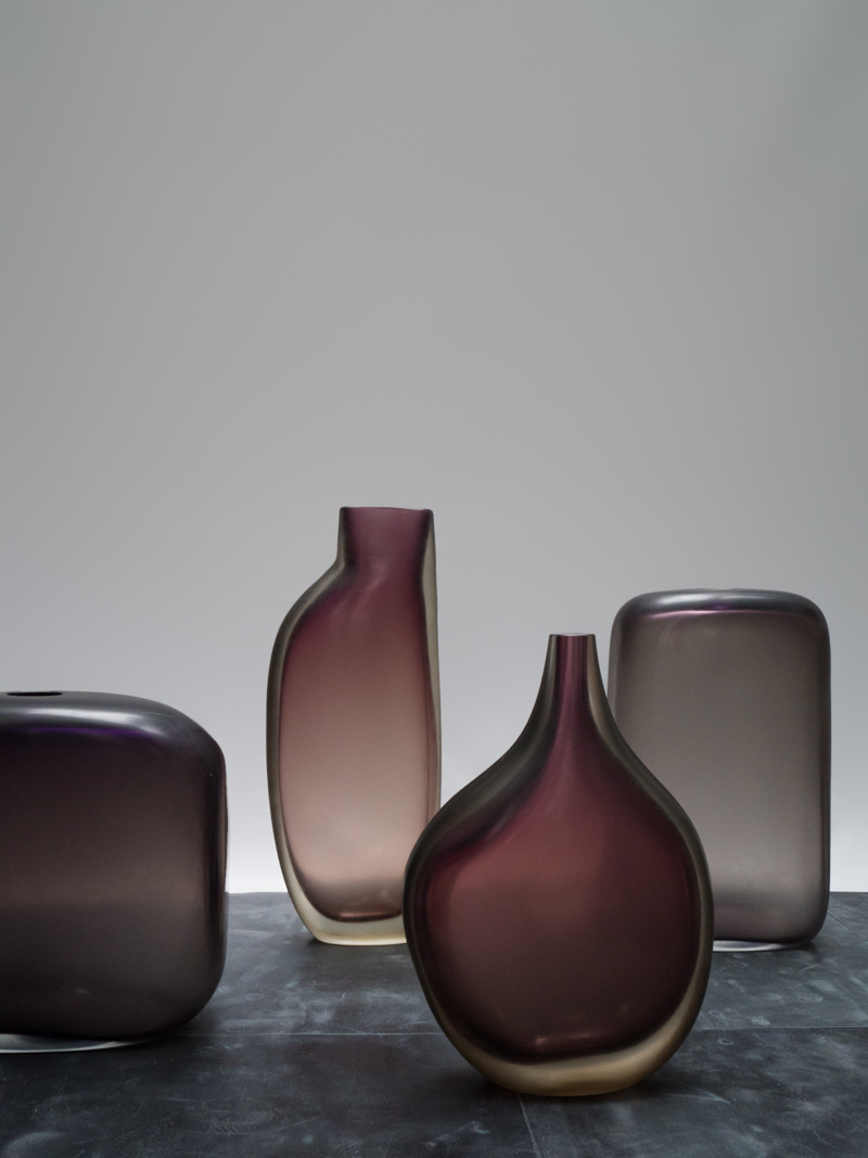 Murano Glass Vases <i><br>from 11.550 DKK</i>