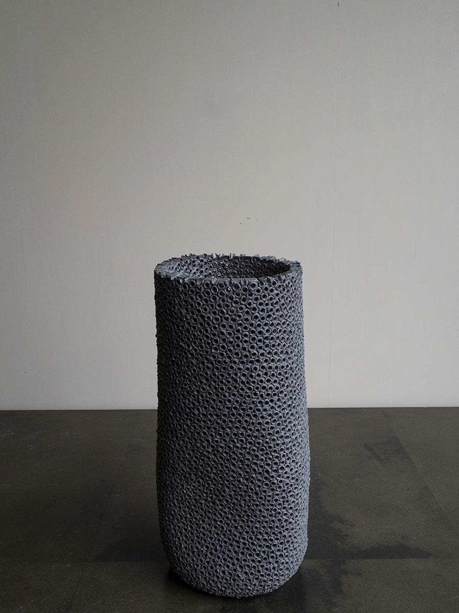 Noir Appel Vase