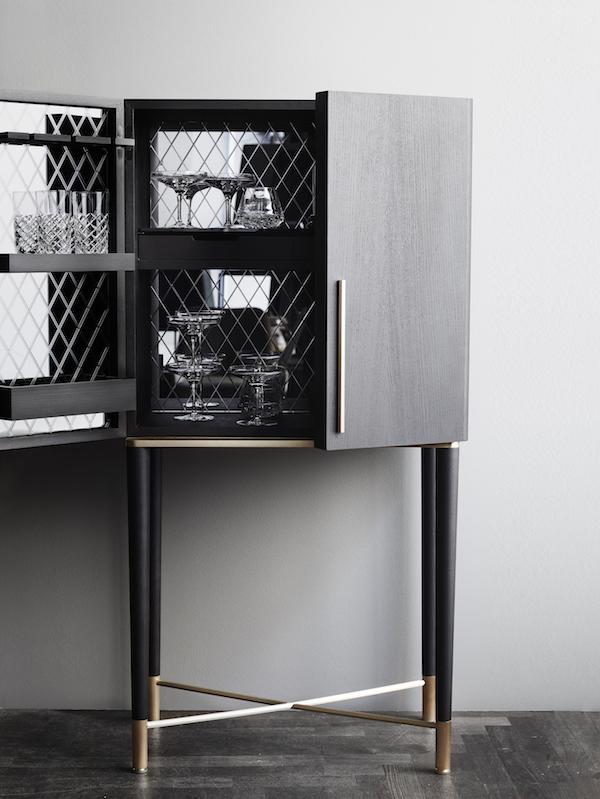 Tama Bar Cabinet