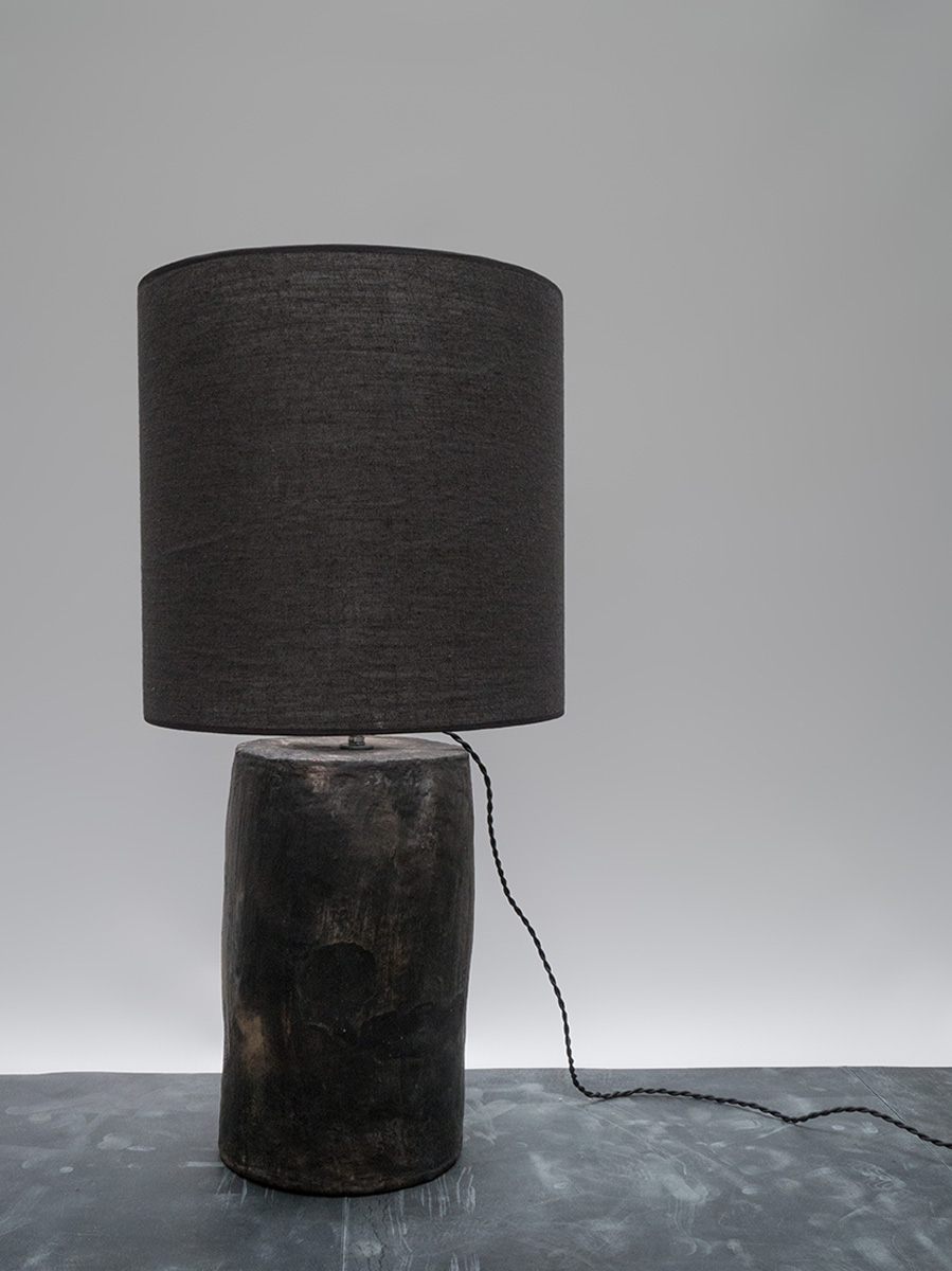 Noir Table Lamp
