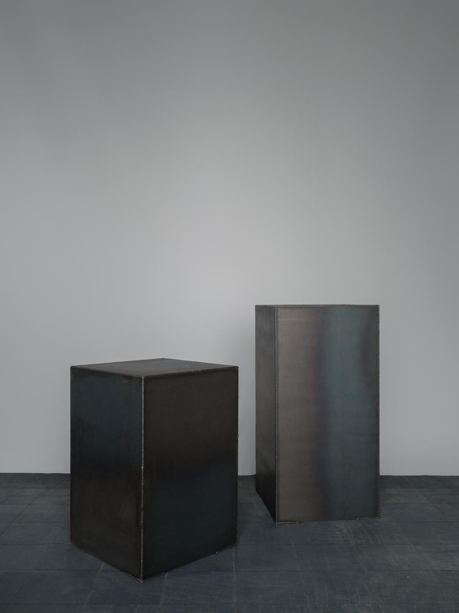 Iron Pedestals