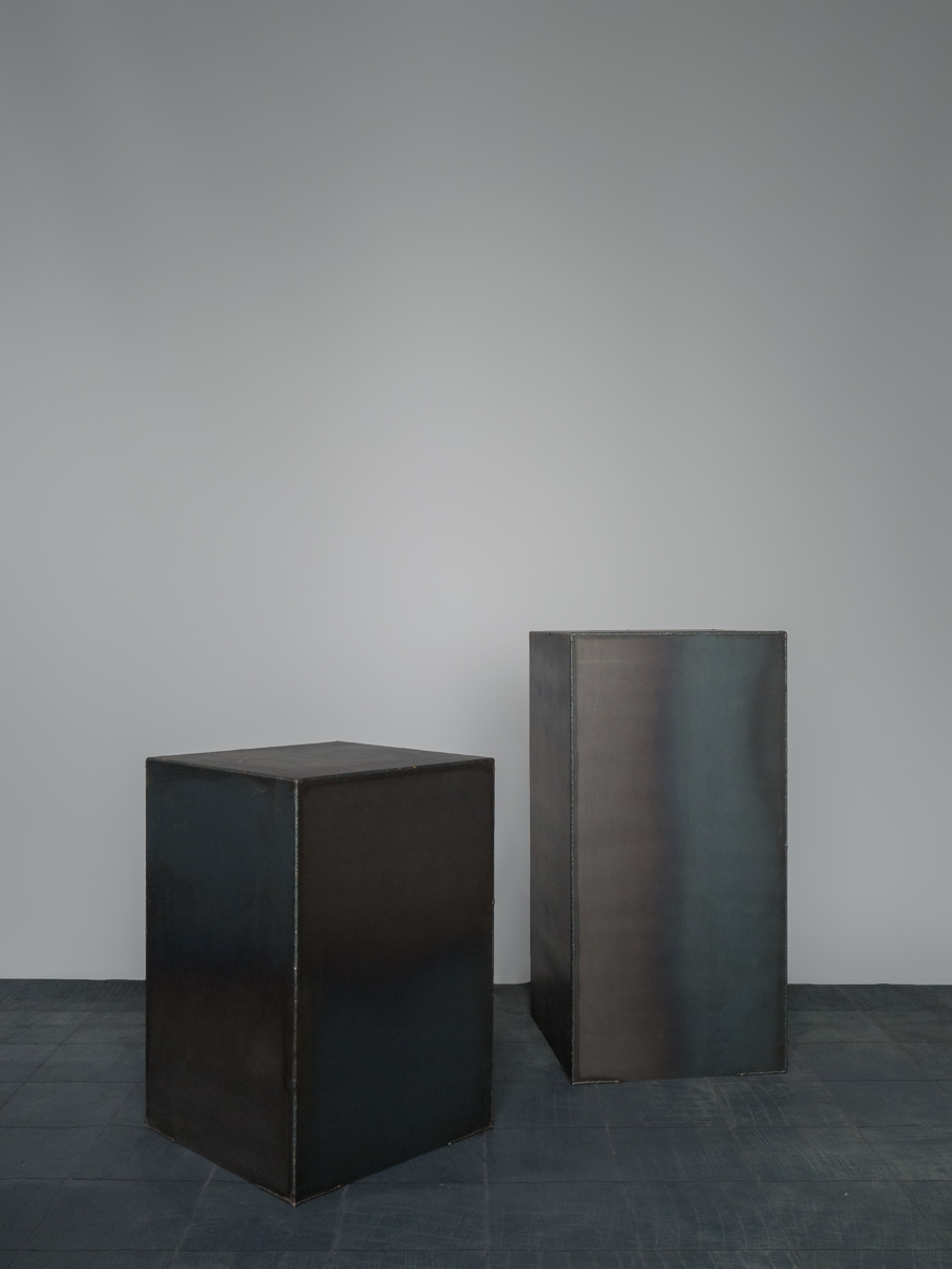Iron Pedestals <i><br>from 7.500 DKK </i>