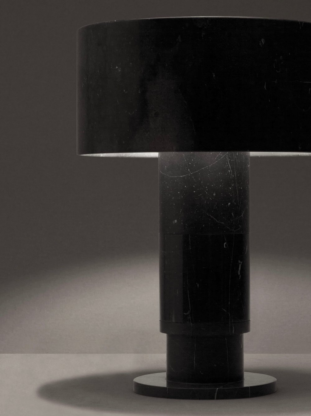 Black Marble Table Lamp <br><i>17.950 DKK</i>