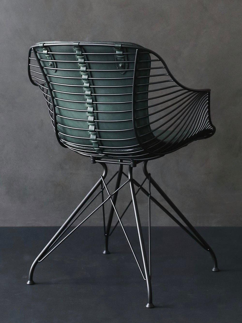 Overgaard & Dyrman Wire Dining Chair
