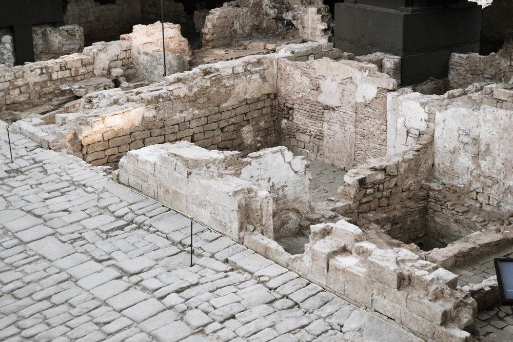Mercat del Born:19th Century Market come archeological museum
