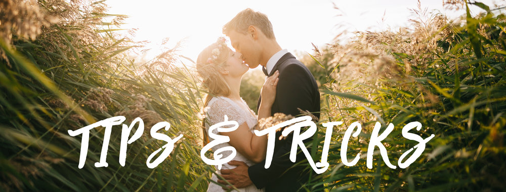 Weddings Tips And Tricks