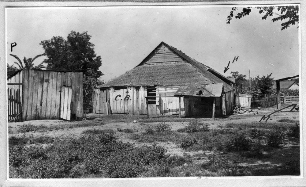 The Farm in 1924 -