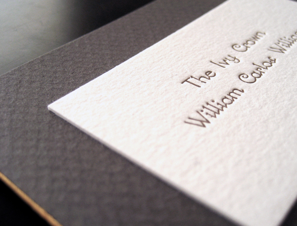 Our work volta press 2 color letterpress postcards on 600g cotton paper printed for realm cellars reheart Gallery