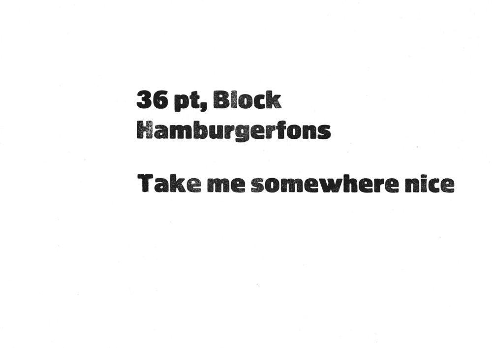 36pt.Berthold Block