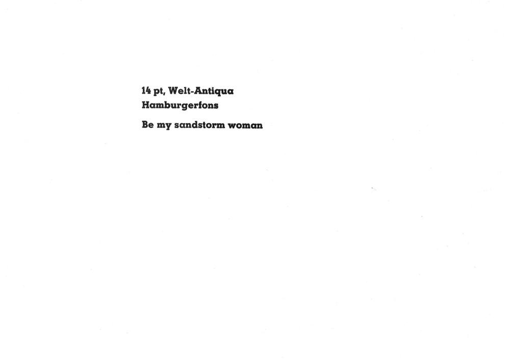 14pt. Welt Antiqua Bold