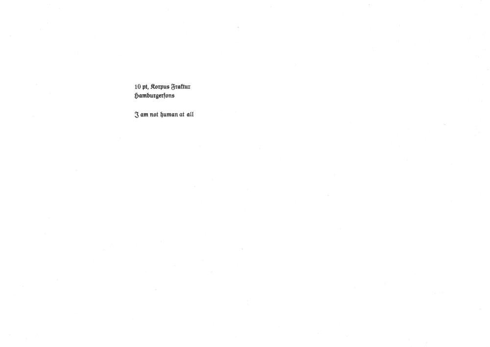 10pt. Korpus Fraktur