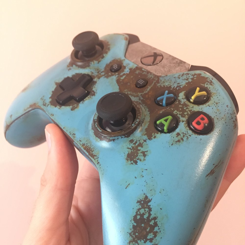 Fallout 4 - WAR Custom Controller - 04