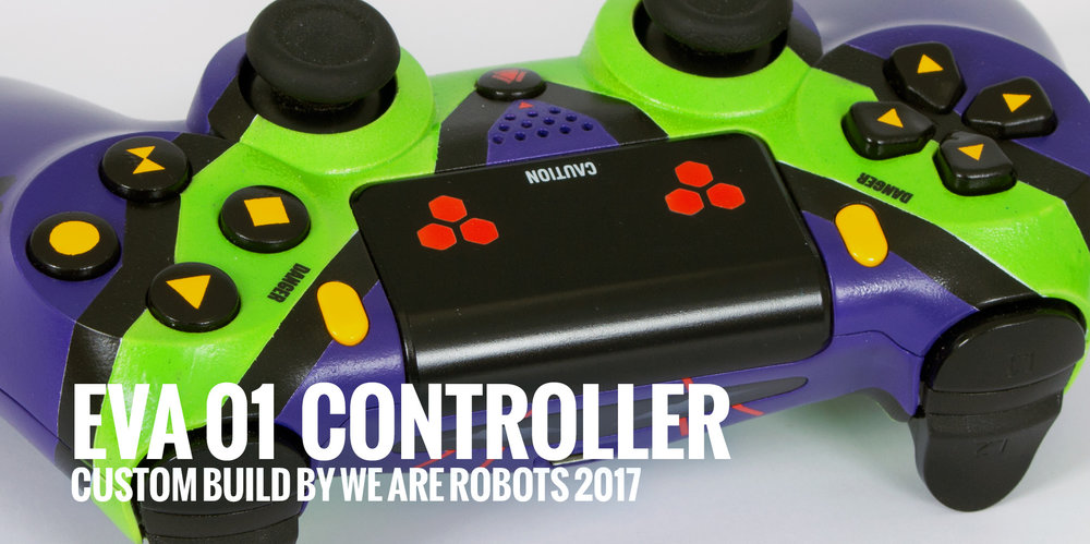 EVA 01 - Custom Controller - WAR
