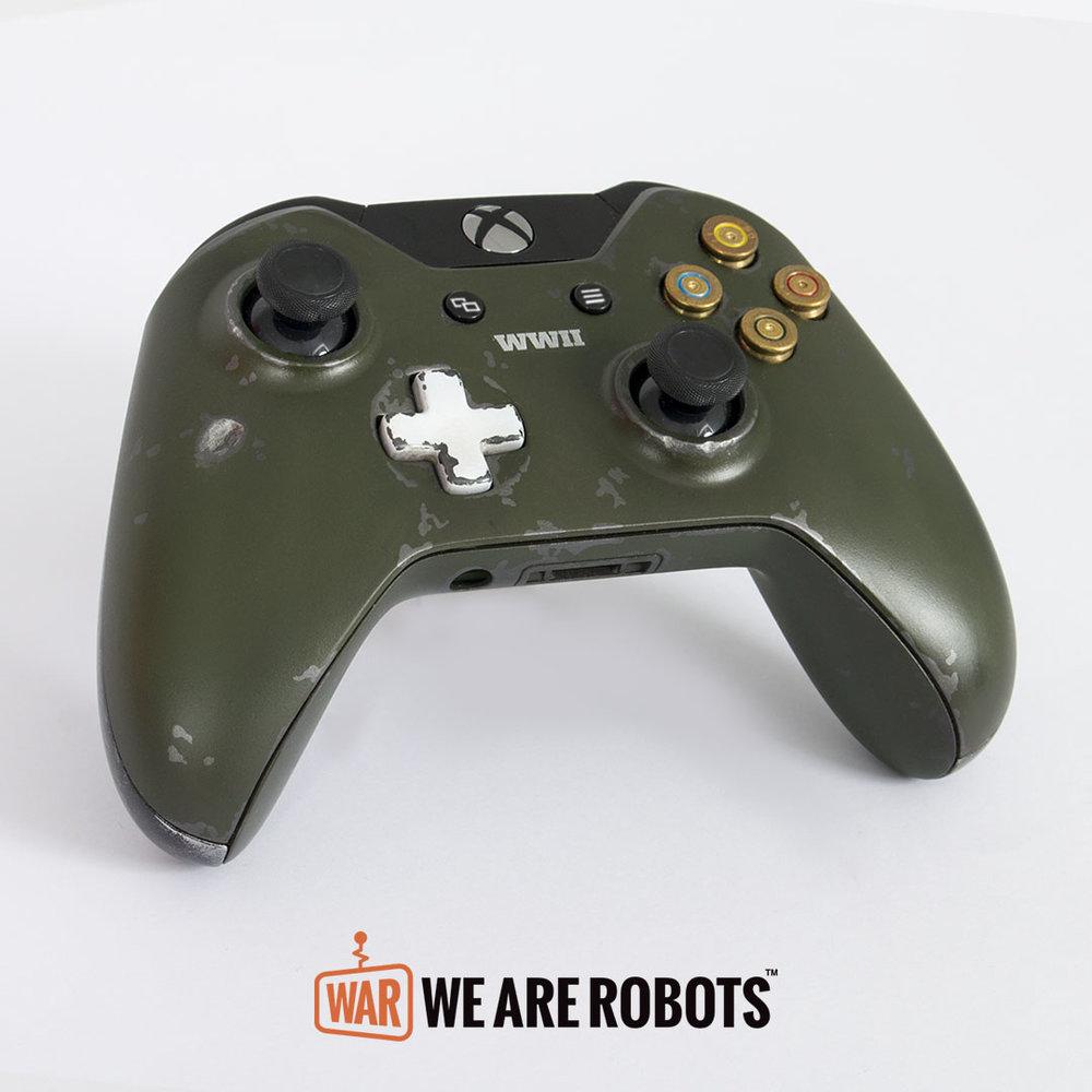 COD WWII - Custom Controller 02
