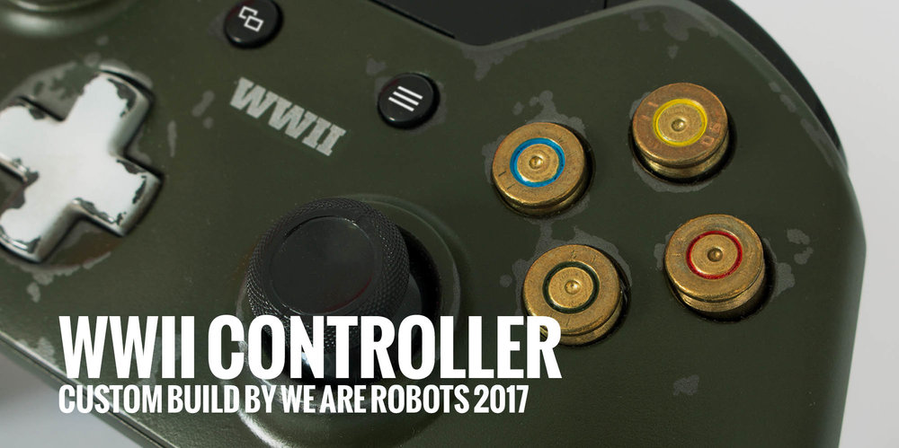 Call of Duty - WW2 Custom Controller