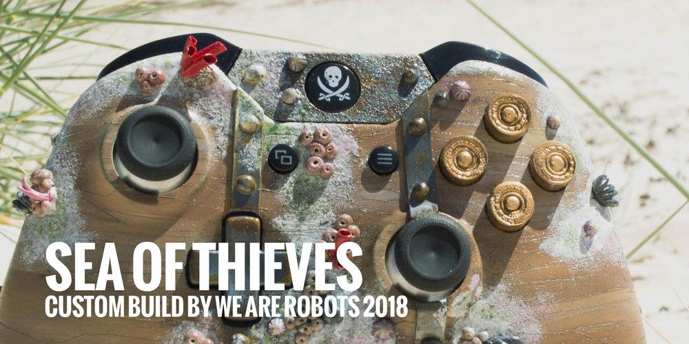 Sea of Thieves Custom Controller