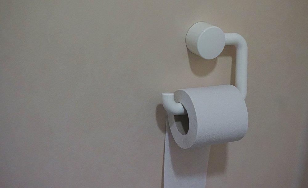 Photo by Richard Revel from Pexels https://www.pexels.com/photo/white-toilet-paper-191845/