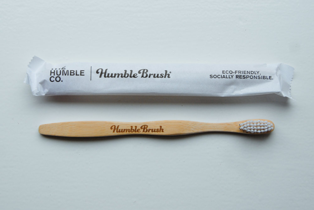 Humble brush bamboo toothbrush