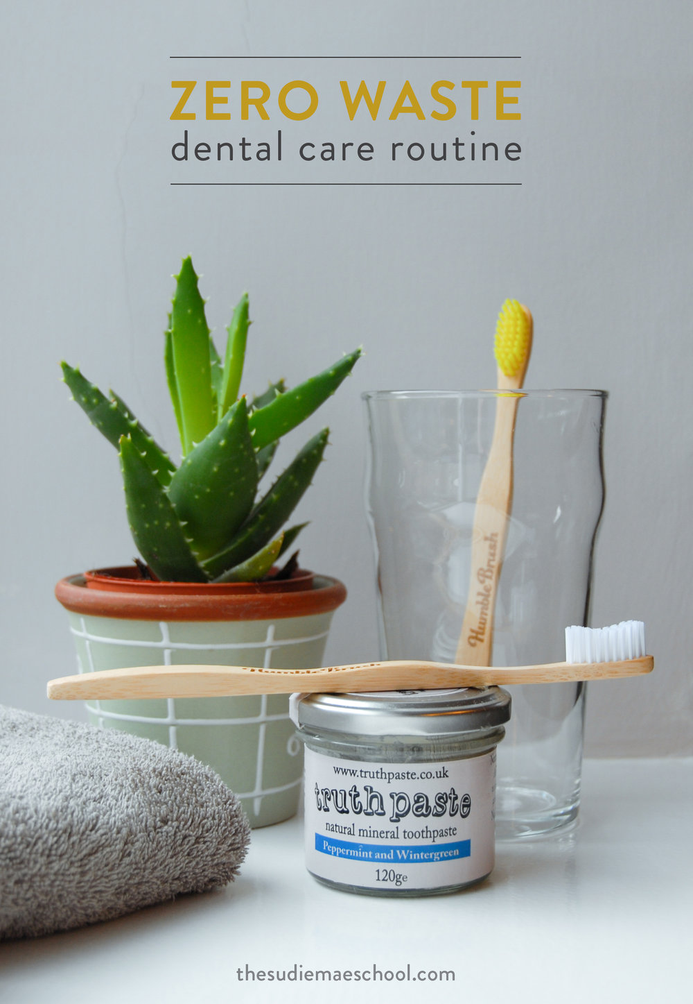 Zero waste dental care