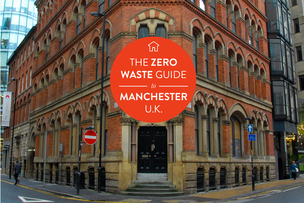 Zero waste Manchester