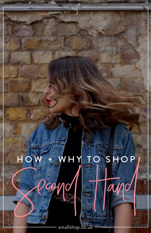 How and Why to Shop Second Hand